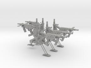 OstinMK2AustralianSMG1BbSET10 in Aluminum