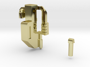 Tarn Weapon Adapter - MMC Kultur in 18K Yellow Gold