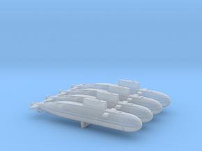 Proj 877 Paltus KILO x 4 - 1800 in Smooth Fine Detail Plastic