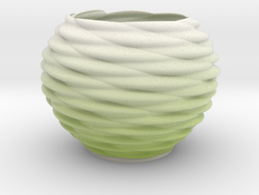 Vase Pn1633 in Matte Full Color Sandstone