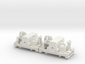 A-1-76-20hp-simplex-1a in White Natural Versatile Plastic