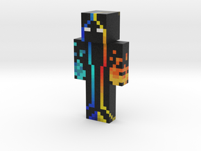 gibtheyoutuber | Minecraft toy in Natural Full Color Sandstone