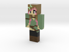PaintersDaughter | Minecraft toy in Natural Full Color Sandstone