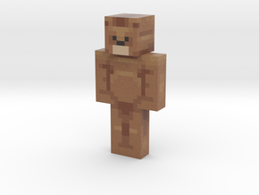 Eimoh | Minecraft toy in Natural Full Color Sandstone