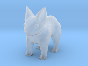 Leopabbit Minuscule Solid in Smooth Fine Detail Plastic