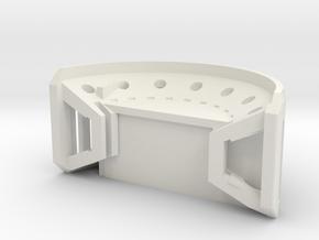 Custom Request - PP Kylo Apprentice Cover in White Natural Versatile Plastic