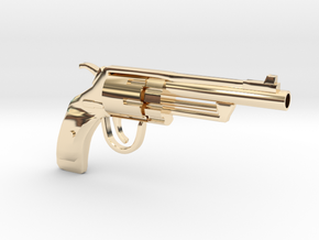 Revolver in 14K Yellow Gold