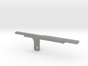 ThumbRail (Bridge Lefty)-fits Fender Amer Dlx Jazz in Gray Professional Plastic