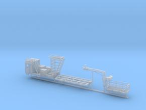 1:220 Montagewagen Oberleitung LMB 4020 DB  in Smooth Fine Detail Plastic