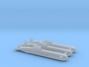 TYPHOON VARIANTS - 2400 in Smooth Fine Detail Plastic