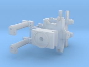 SMP/Pladdet tiltrotator in Smoothest Fine Detail Plastic