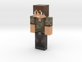 Terrorz | Minecraft toy in Natural Full Color Sandstone