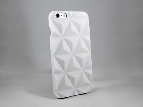 iPhone 6 Plus DIY Case - Prismada in White Processed Versatile Plastic