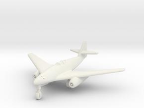 (1:200) Messerschmitt Me 262 HG II in White Natural Versatile Plastic