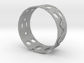 Gold Ring Ear in Aluminum