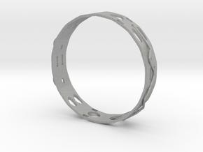 Gold Ring in Aluminum