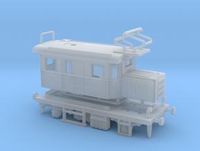 1:220 DRG MTW ORT 4 , ÖBB X532 Turmwagen  in Smooth Fine Detail Plastic