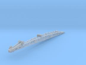 1/100 IJN Yamato Crane in Smooth Fine Detail Plastic
