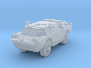 BRDM 2 U scale 1/160 in Smooth Fine Detail Plastic