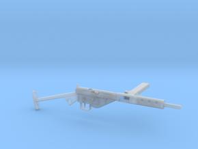 1-3rd Scale Sten Mk2 in Smooth Fine Detail Plastic