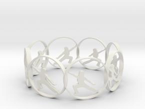 724yoga in White Natural Versatile Plastic