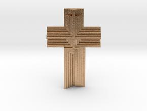 Scarpa Cross in Natural Bronze