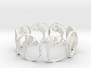 03yoga in White Natural Versatile Plastic