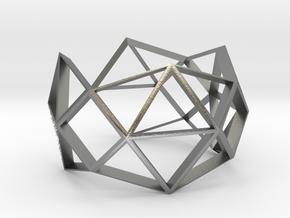 f23/f54 wristwear gmtrx in Natural Silver