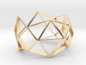 f23/f54 wristwear gmtrx in 14K Yellow Gold