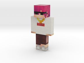 RedHood_d | Minecraft toy in Natural Full Color Sandstone