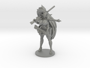 Kira Pewpew 160mm in Gray Professional Plastic