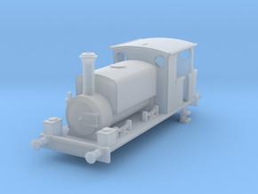 b-148fs-north-sunderland-mw-bamburgh-loco in Smooth Fine Detail Plastic