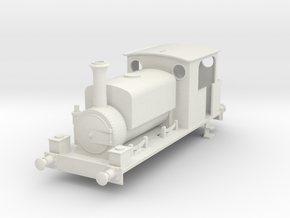 b-43-north-sunderland-mw-bamburgh-loco in White Natural Versatile Plastic