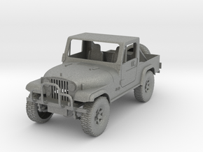 Jeep CJ8 Scrambler in Gray PA12