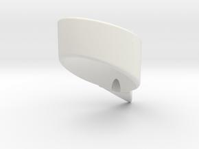 Om ring in White Natural Versatile Plastic