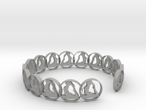 one size 6 18.11 mm ring in Aluminum