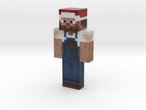 PixelRanch   Minecraft toy in Natural Full Color Sandstone