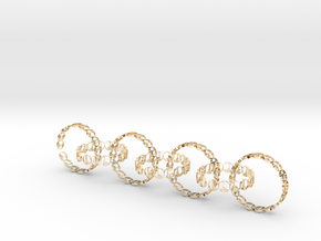 seven 6 18.11 mm ring (1) in 14K Yellow Gold