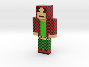 kohle | Minecraft toy in Natural Full Color Sandstone