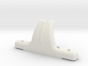 Mas Pod JRP in White Natural Versatile Plastic