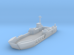 1/300 Scale LCT6 in Smooth Fine Detail Plastic