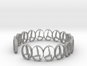 size 6 18.11 mm ring in Aluminum