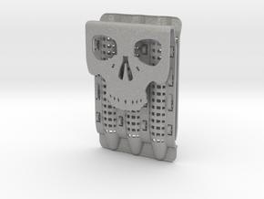 Pocket Protector of Doom in Aluminum