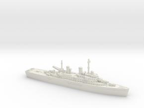 USS Terror (CM-5) 1/1250 in White Natural Versatile Plastic