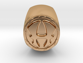 Hercules Ring Size 11 in Polished Bronze