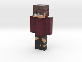 iXeNo_PvP | Minecraft toy in Natural Full Color Sandstone
