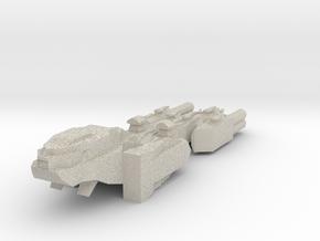 The Alpha Ridgebreaker in Natural Sandstone