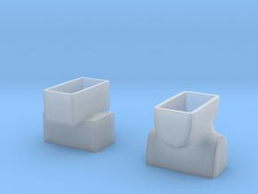 ScherkBox1 in Smooth Fine Detail Plastic