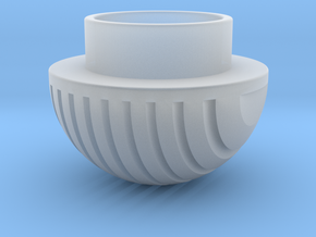 Plates Pommel in Smooth Fine Detail Plastic