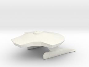 Reaver Class (escort refit) in White Natural Versatile Plastic